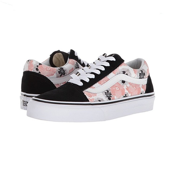 vans california poppy